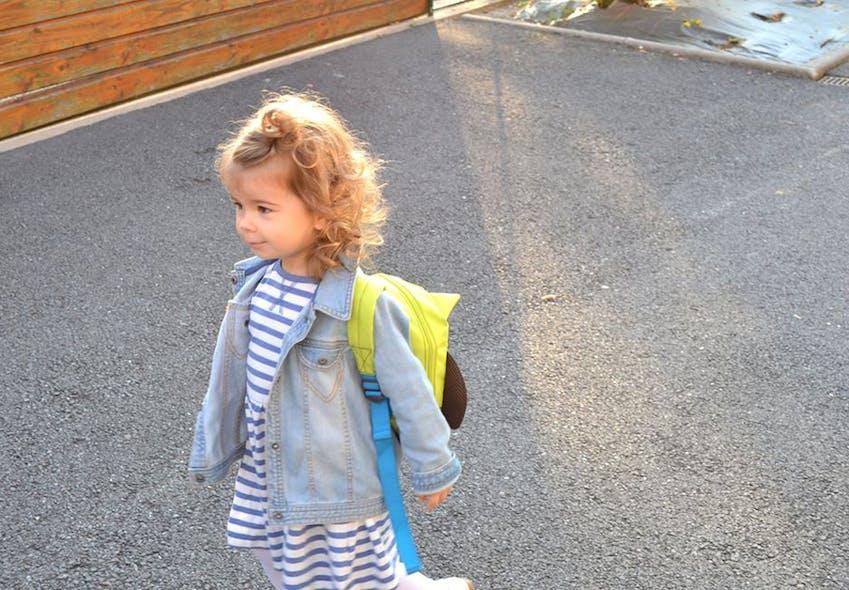 Léna (2 ans et demi - petite section)