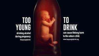 10 campagnes chocs sur les interdits de la  grossesse