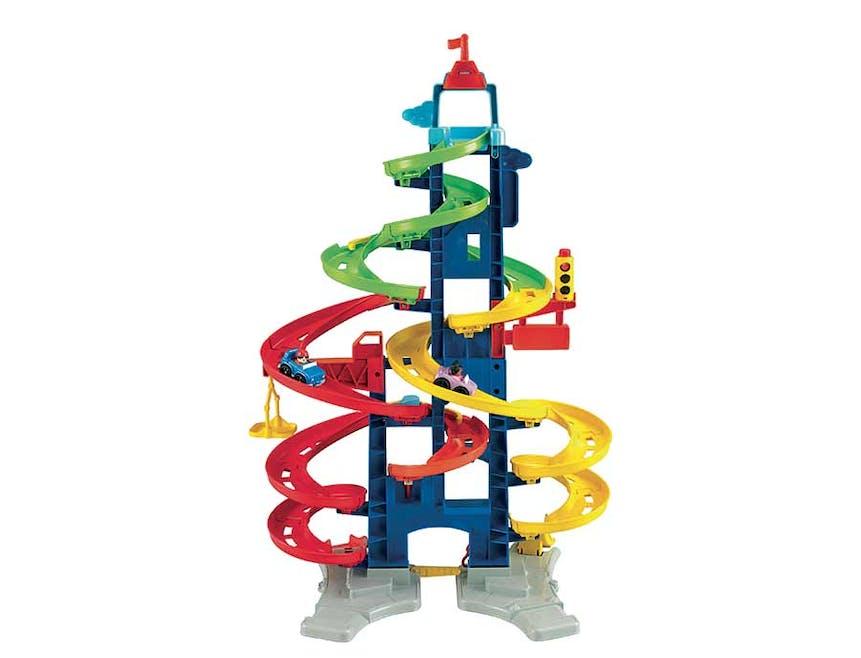 La tour des spirales