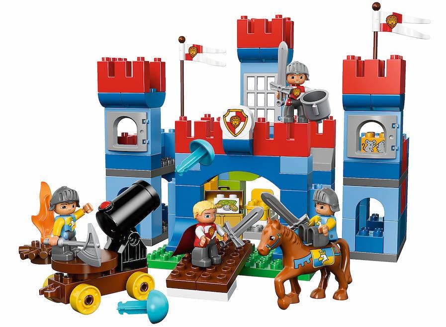 Le château royal