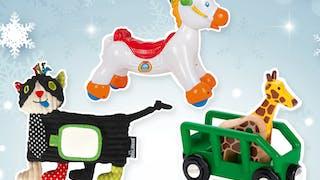 Noël : 55 jouets pour tous les budgets