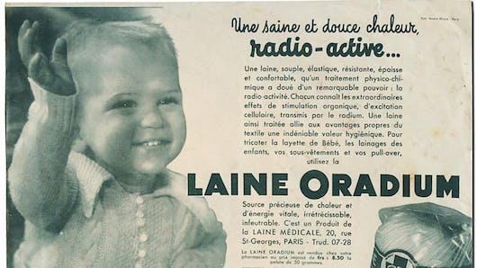 Santé enfant : les publicités qui feraient scandale   aujourd'hui