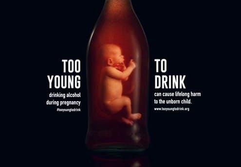 Trop jeune pour boire