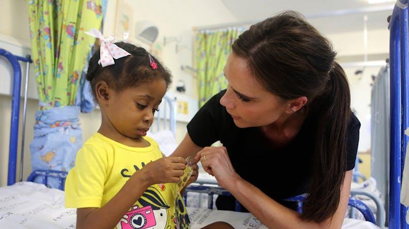 Santé : les stars qui s'engagent en faveur des   enfants
