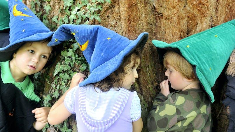 Halloween : au pays des sorcières, les enfants n'ont plus peur