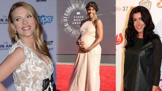 People : les bébés de stars nés en 2014