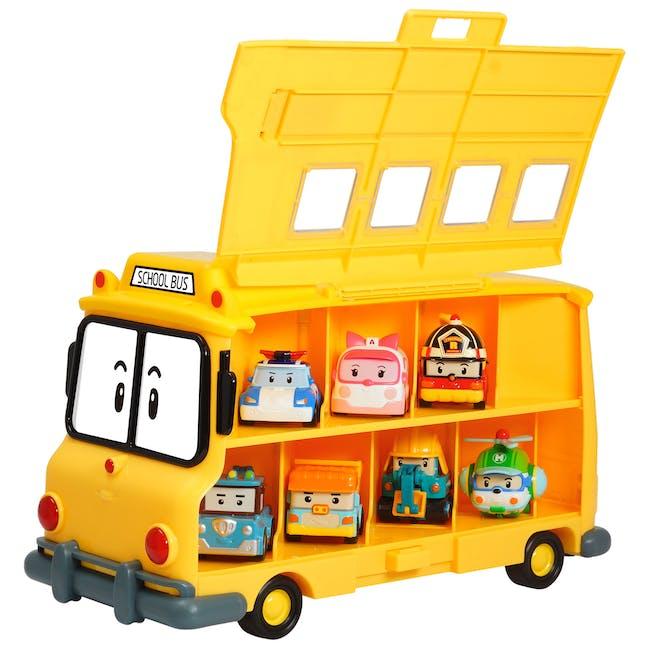 Bus pour ranger des petits véhicules