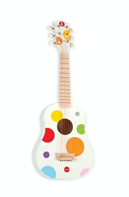 Guitare Confetti en bois
