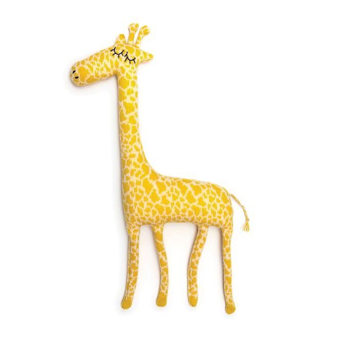 Peluche Gérald la girafe