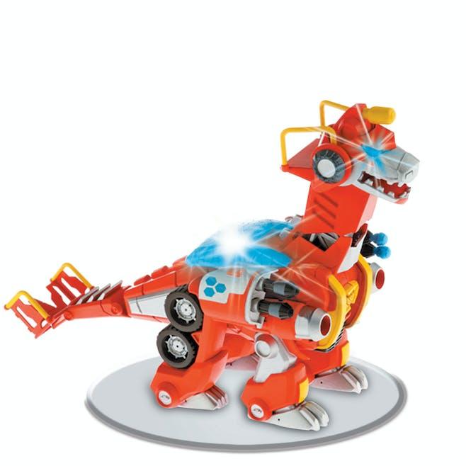 Robot avec effets sonores et lumineux, Deluxe Heatwave         Dino
