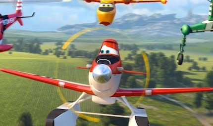 Planes 2 en DVD