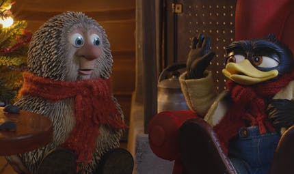 « De la neige pour Noël » au ciné