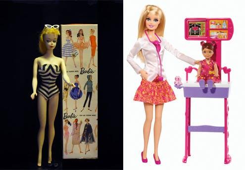 Barbie, une poupée toujours mythique