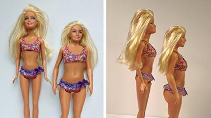 Faut-il changer le corps de Barbie ?