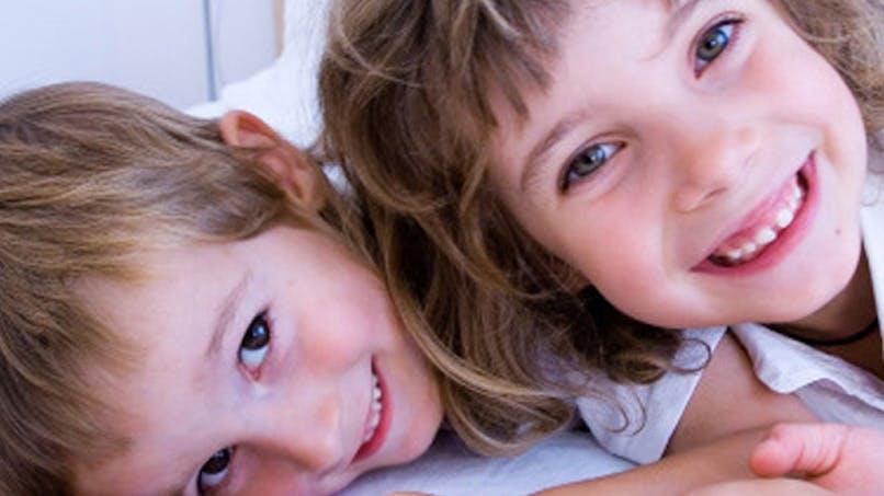L'obésité favorisée chez les enfants qui dorment   peu