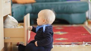 Comment protéger les enfants des accidents domestiques  ?