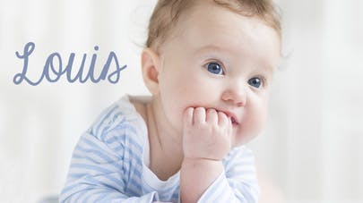 prénom Louis