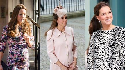 Kate Middleton : une deuxième grossesse très   stylée