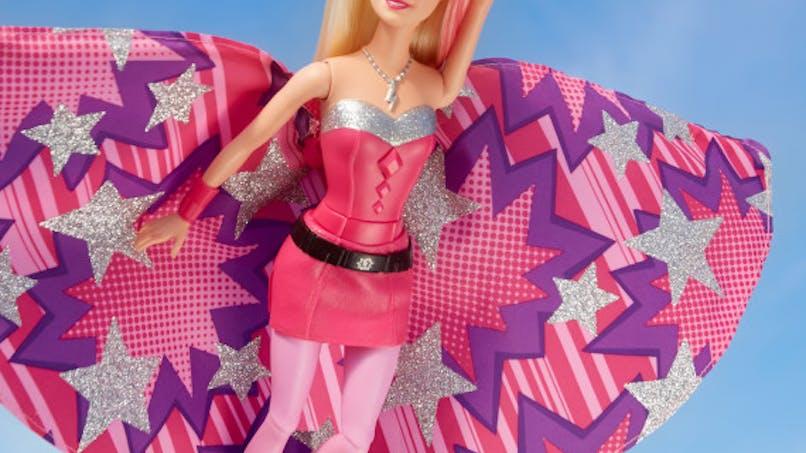 Une barbie super-héroïne pour sauver Mattel