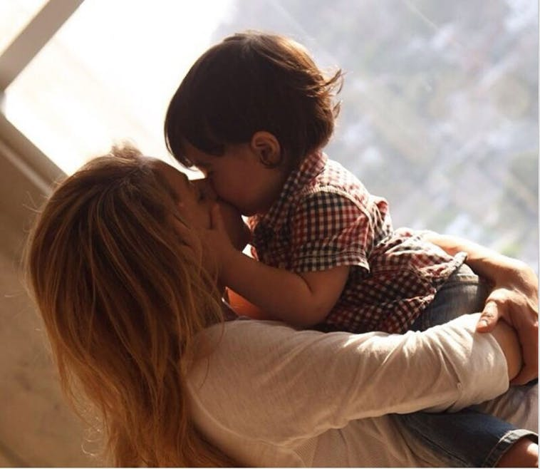 La fête des mères de Shakira