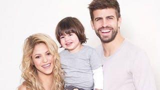 Shakira et Gerard Piqué : leurs plus belles photos avec   Milan et Sasha