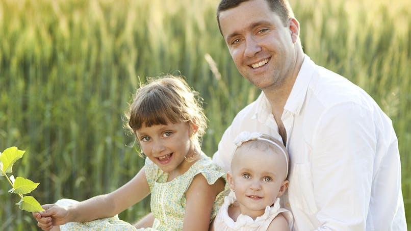 Dépression : les beaux-pères encore plus touchés que les   pères