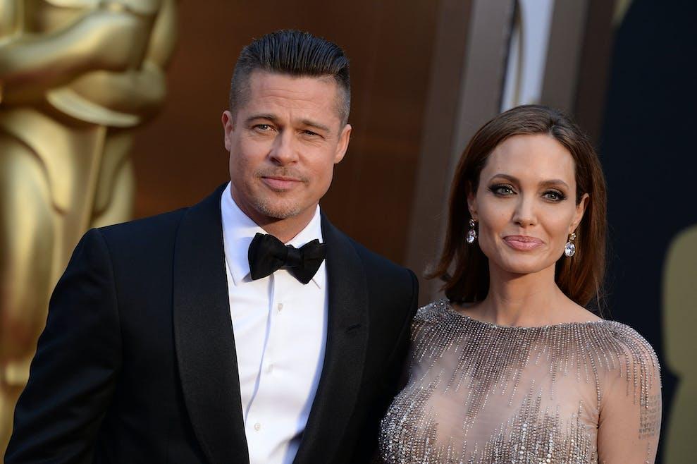 Un olivier pour Brad Pitt