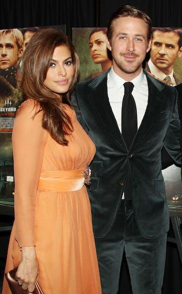 Eva Mendes et Ryan Gosling