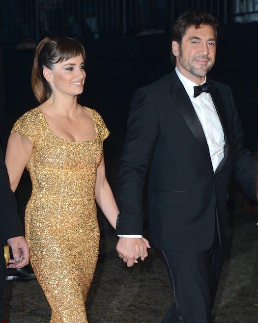 Javier Bardem et Penélope Cruz