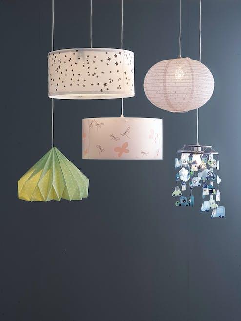 Abat-jour origami
