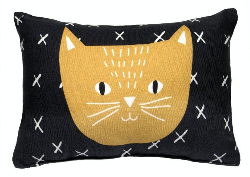 Coussin Charlie le chat