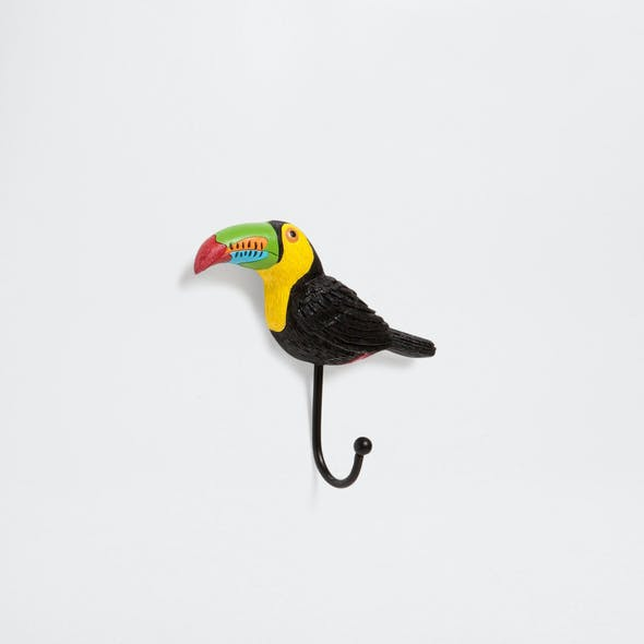 Patère Toucan