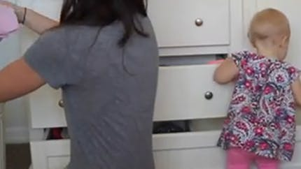 Vidéo : pourquoi les mamans, à la fin de la journée, ont l'impression de n'avoir rien fait ?