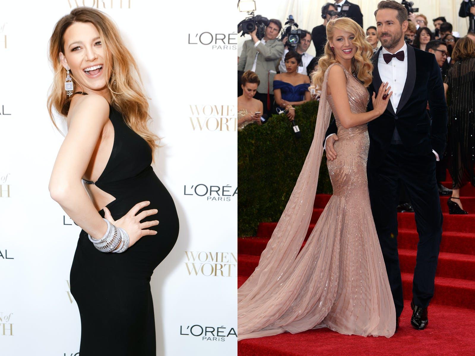 People: Découvrez ces mamans stars avant et après leur grossesse