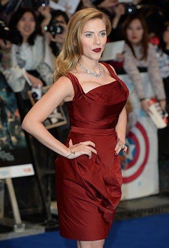 Scarlett Johansson, enceinte