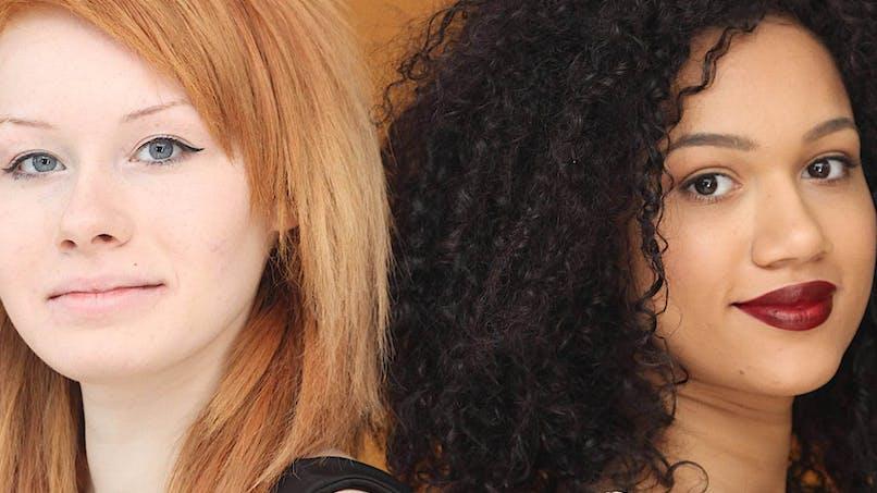 Incroyable, ces deux jeunes femmes sont… jumelles