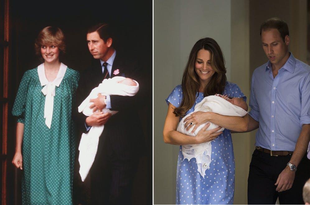 Même scène, 30 ans avant...