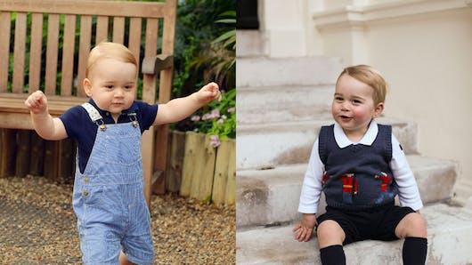 Prince George : son album photos