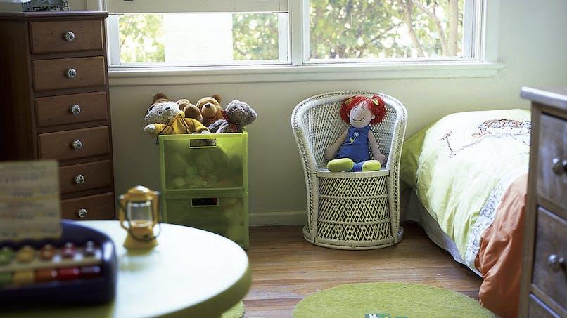 Aménager une chambre pour deux enfants