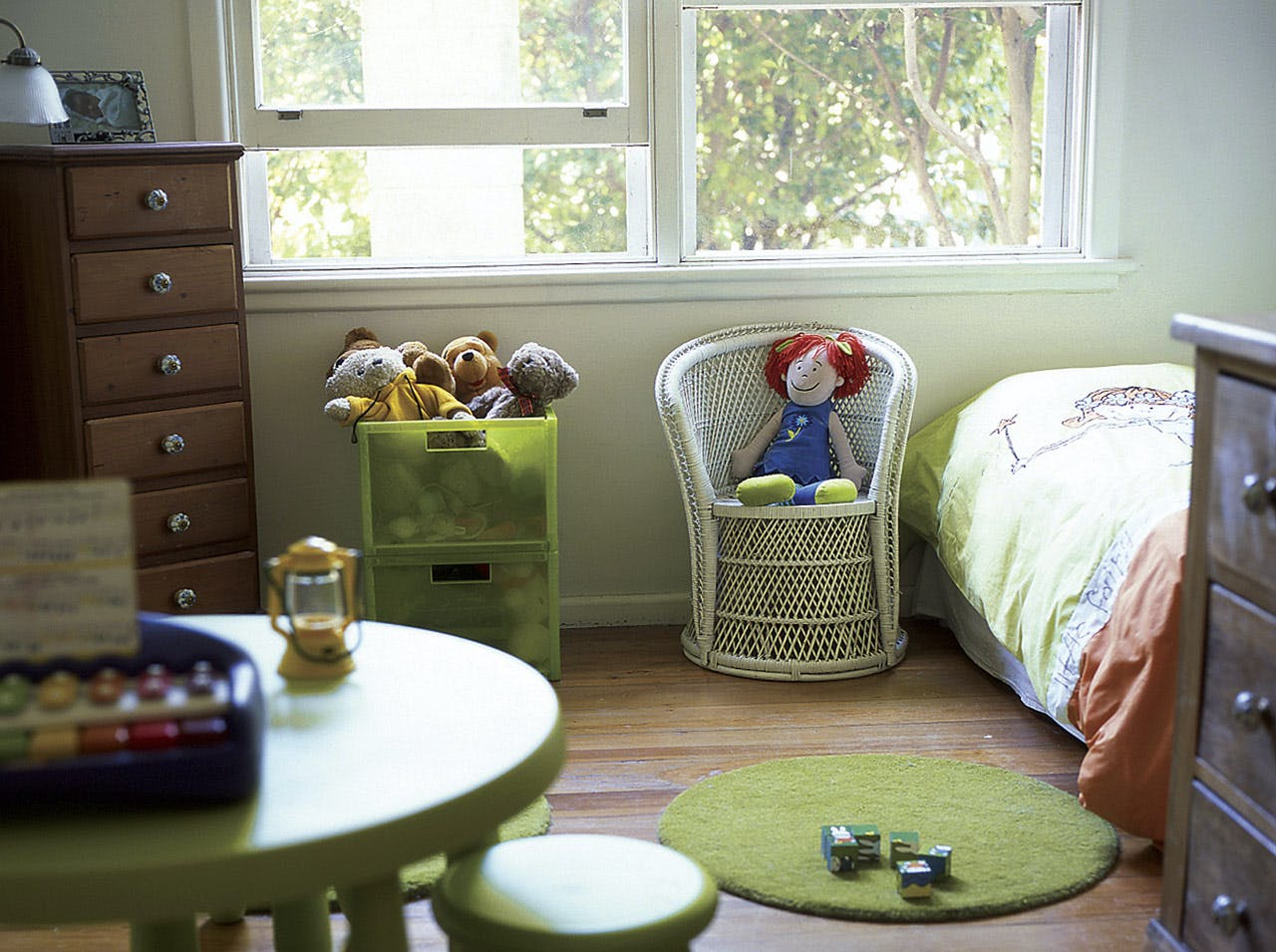Comment Diviser Une Chambre En Deux déco : aménager une chambre pour deux enfants   parents.fr