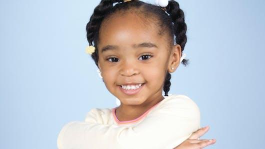 25 jolies coiffures pour petite fille
