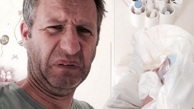 #smelfie : le selfie qui invite les papas à changer les  couches !