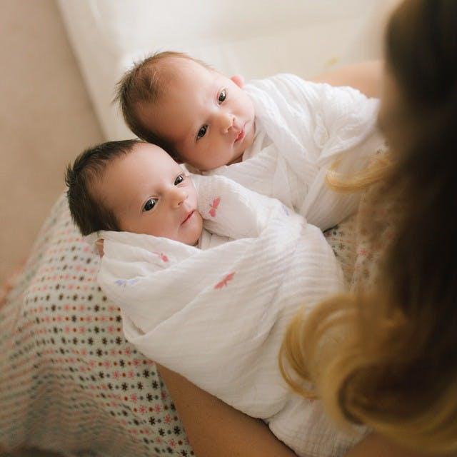 Les bébés sont là