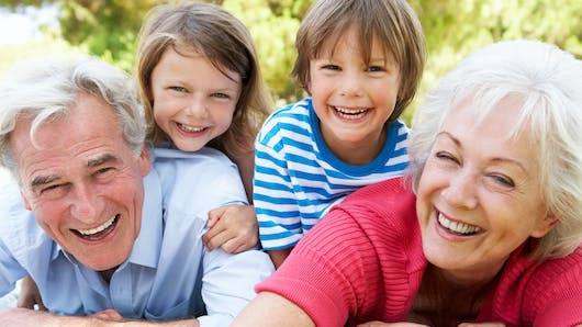 Les grands-parents, c'est important !