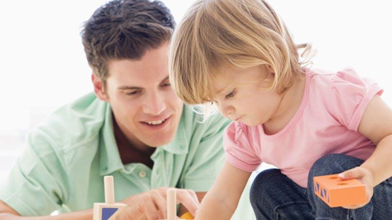 Baby blues des papas : son impact sur le développement des   enfants