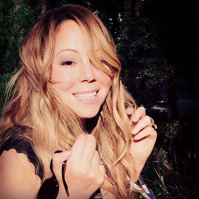 Mariah Carey : +31 kilos