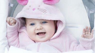Bébé : comment le protéger des intempéries