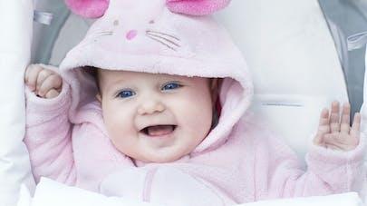 intempéries bébé
