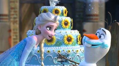 La Reine des Neiges, une fête givrée