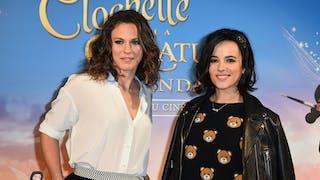 Alizée et Lorie : les héroïnes du nouveau Disney se   confient